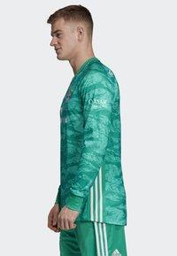 adidas Performance - FC BAYERN HOME GOALKEEPER JERSEY - Maillot de gardien de but - green - 4