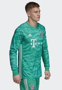 adidas Performance - FC BAYERN HOME GOALKEEPER JERSEY - Maillot de gardien de but - green - 3