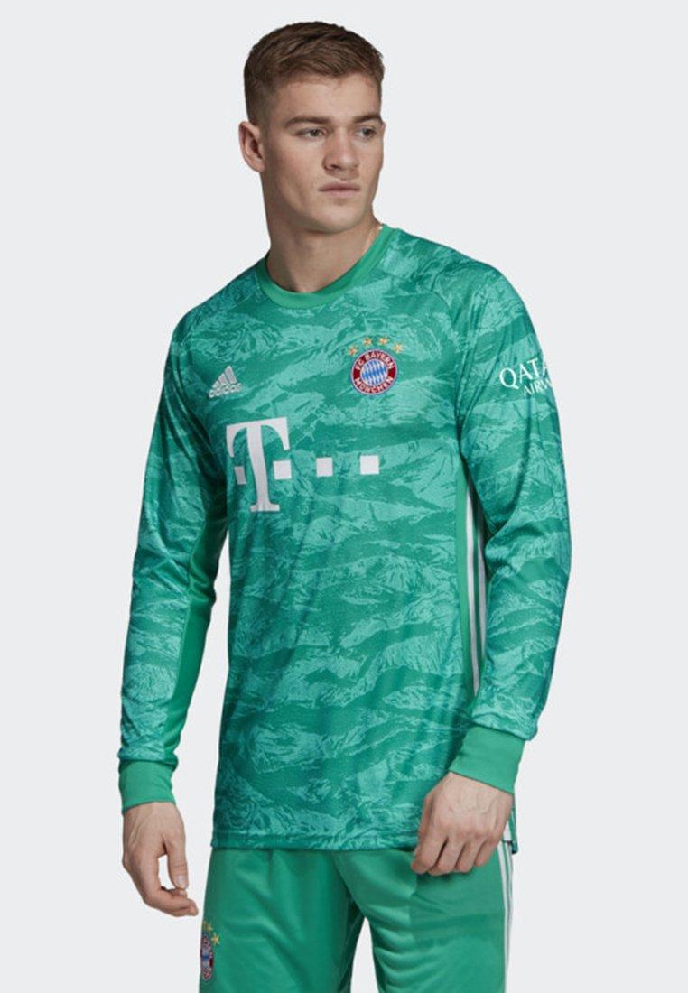 adidas Performance - FC BAYERN HOME GOALKEEPER JERSEY - Maillot de gardien de but - green
