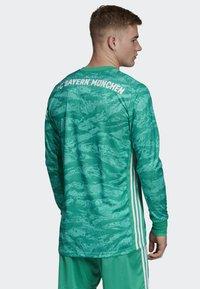adidas Performance - FC BAYERN HOME GOALKEEPER JERSEY - Maillot de gardien de but - green - 2