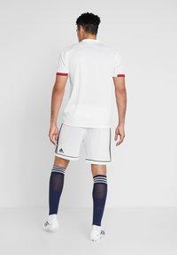 adidas Performance - OLYMPIQUE LYON  - Vereinsmannschaften - white - 2