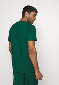 adidas Performance - BIT BOS - T-shirts med print - green - 2