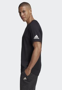 adidas Performance - ID STADIUM T-SHIRT - Sportshirt - black - 2