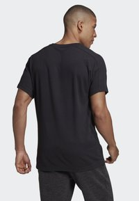 adidas Performance - ID STADIUM T-SHIRT - Sportshirt - black