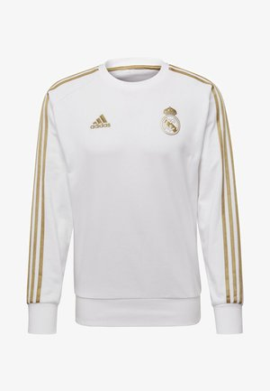 REAL MADRID SWEATSHIRT - Vereinsmannschaften - white