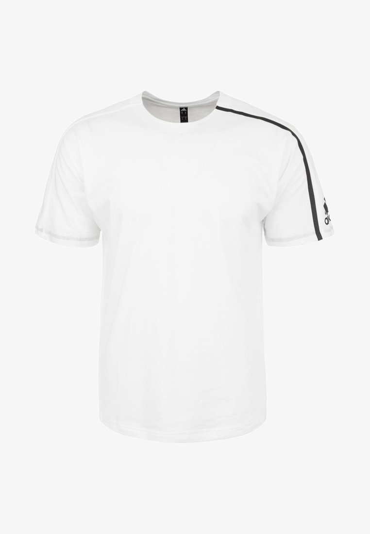 adidas Performance - T-Shirt basic - white