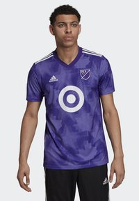 adidas Performance - MLS ALL-STAR JERSEY - Club wear - purple - 0