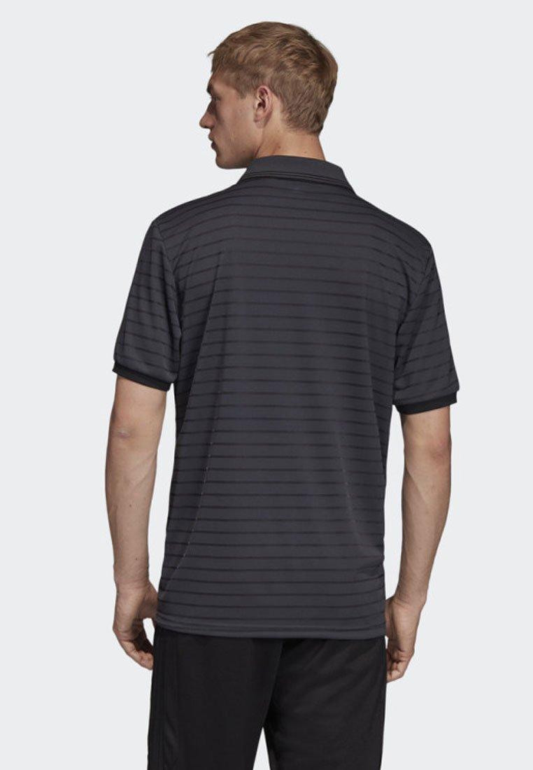 shirt Black Tan JerseyT Adidas Performance Imprimé Adv 34A5jqRL
