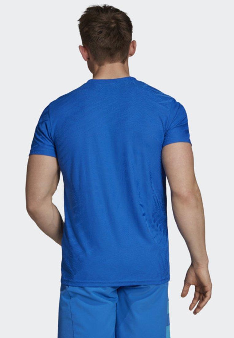 Y Performance Cup Rugby All World 3 shirtImprimé T Adidas Blue Blacks Rj4AL35