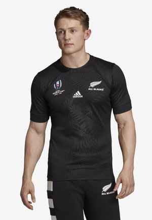 ALL BLACKS RUGBY WORLD CUP Y-3 HOME JERSEY - National team wear - black