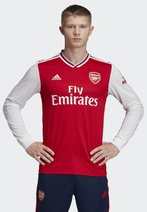 ARSENAL HOME JERSEY - Club wear - red