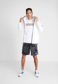 adidas Performance - Camiseta estampada - white - 1