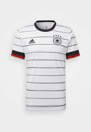 DEUTSCHLAND DFB HEIMTRIKOT JERSEY SHIRT - Voetbalshirt - Land - white/black