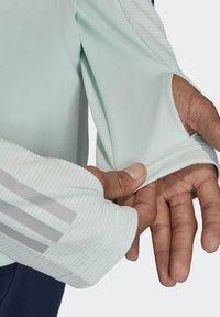 adidas Performance - SPAIN FEF TRAINING SHIRT - Pelipaita - dash green - 5
