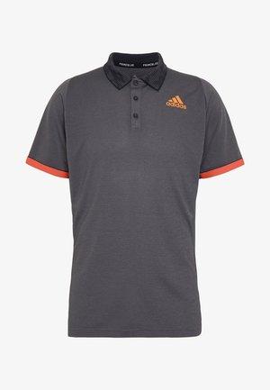 Poloskjorter - grey/orange
