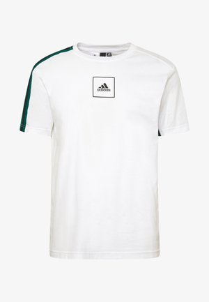 3S TAPE TEE - T-shirts med print - white