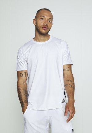 PRIMEBLUE - T-shirt imprimé - white