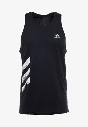 SINGLET - Funkční triko - black