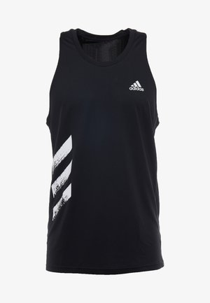 SINGLET - Camiseta de deporte - black
