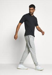 adidas Performance - TEE - T-shirt con stampa - black - 1