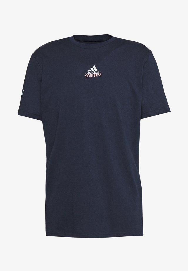 Camiseta estampada - legink