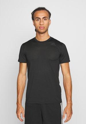 KENTA RISE TEE - T-shirt basique - black