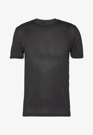KENTA RISE TEE - Basic T-shirt - black