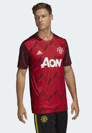 MANCHESTER UNITED  - Club wear - red