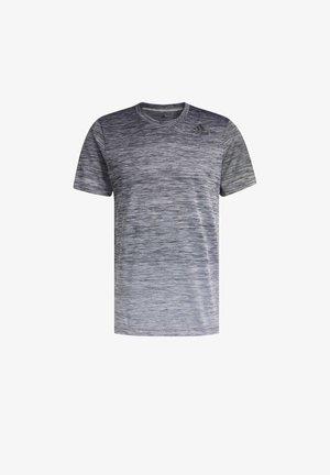 TECH GRADIENT T-SHIRT - T-shirt con stampa - black