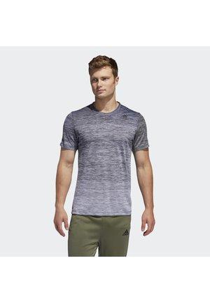 TECH GRADIENT T-SHIRT - T-Shirt print - black