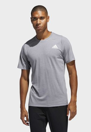 FREELIFT SPORT PRIME HEATHER T-SHIRT - Print T-shirt - grey