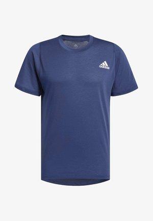 FREELIFT SPORT PRIME LITE T-SHIRT - T-shirt med print - tech indigo