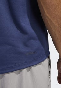 adidas Performance - FREELIFT SPORT PRIME LITE T-SHIRT - T-shirts med print - tech indigo - 5