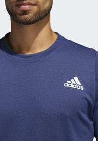 adidas Performance - FREELIFT SPORT PRIME LITE T-SHIRT - T-shirts med print - tech indigo - 4