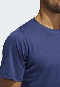 adidas Performance - FREELIFT SPORT PRIME LITE T-SHIRT - T-shirts med print - tech indigo - 3