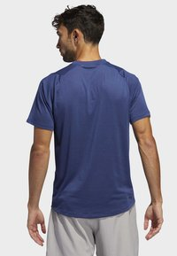 adidas Performance - FREELIFT SPORT PRIME LITE T-SHIRT - T-shirts med print - tech indigo - 1