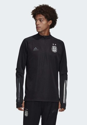 ARGENTINA TRAINING TOP - National team wear - black