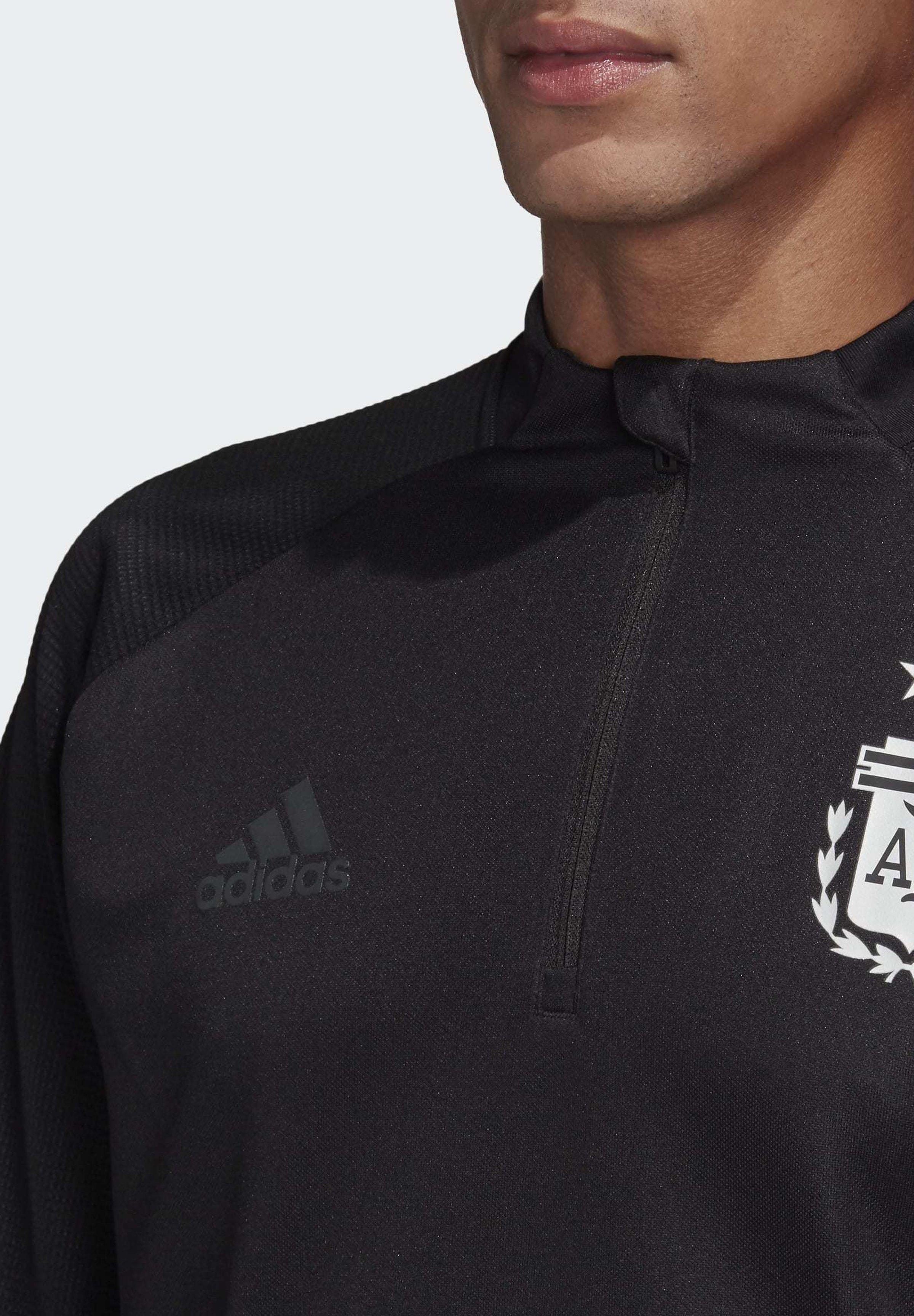 Adidas Performance Argentina Training Top - Nationalmannschaft Black Friday