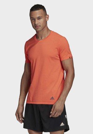 25/7 T-SHIRT - T-shirts basic - orange