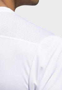 adidas Performance - OWN THE RUN T-SHIRT - Print T-shirt - white - 6