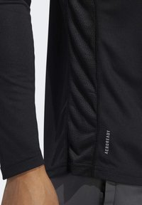 adidas Performance - OWN THE RUN LONG-SLEEVE TOP - Funktionstrøjer - black - 5