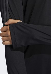 adidas Performance - OWN THE RUN LONG-SLEEVE TOP - Funktionstrøjer - black - 6