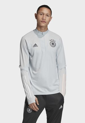 GERMANY TRAINING TOP - National team wear - gray