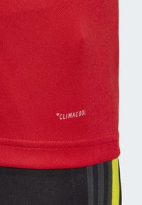 adidas Performance - MANCHESTER UNITED TRAINING TOP - Klubbklær - red - 7