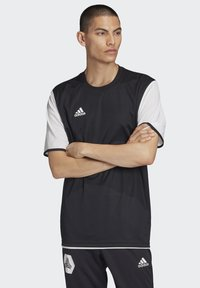 adidas Performance - TAN REVERSIBLE JERSEY - Print T-shirt - white - 2