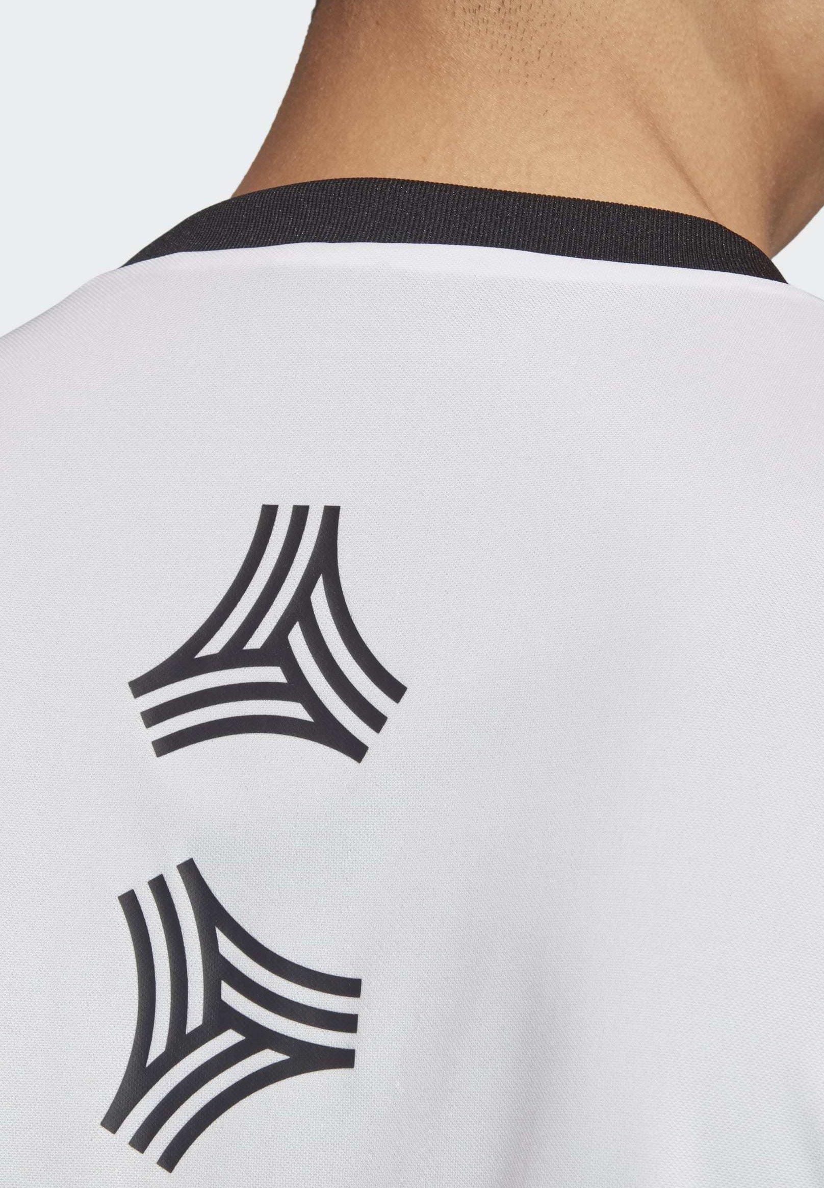 Adidas Performance Tan Reversible Jersey - T-shirt Con Stampa White GK6EYB5