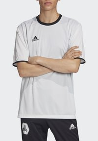 adidas Performance - TAN REVERSIBLE JERSEY - Print T-shirt - white - 3