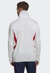 adidas Performance - ARSENAL WARM TOP - Longsleeve - white - 2