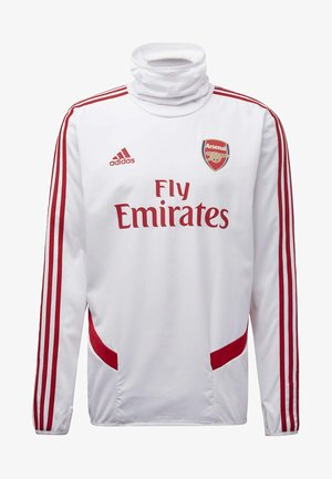 ARSENAL WARM TOP - Long sleeved top - white
