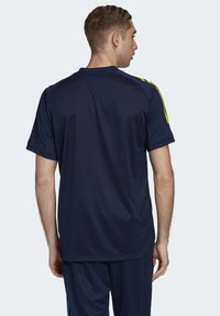 adidas Performance - SWEDEN SVFF TRAINING SHIRT - T-Shirt print - blue - 1